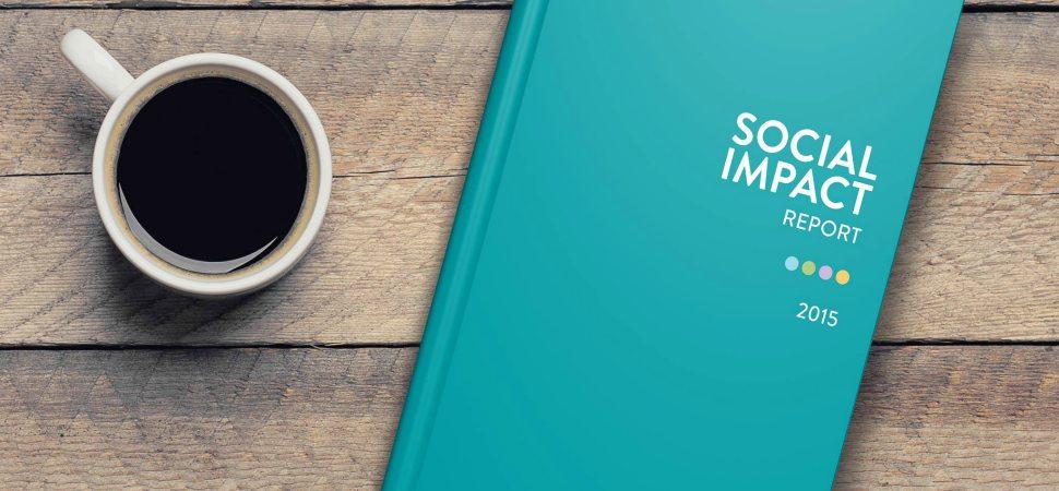 social impact report forb